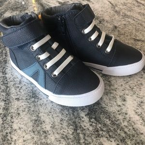 Baby Sneakers- Cat & Jack, Navy sz 8